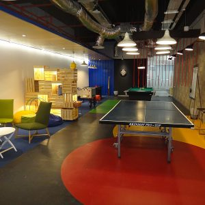 google-singapore-office-playing-game