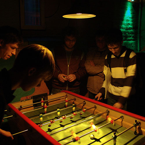 table-soccer